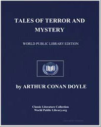 Tales of Terror and Mystery by Doyle, Arthur Conan, Sir