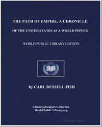The Path of Empire: A Chronicle of the U... by Fish, Carl Russell