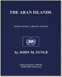 The Aran Islands by Synge, J. M. (John Millington)