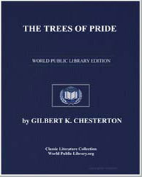 The Trees of Pride by Chesterton, Gilbert Keith