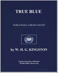 True Blue by Kingston, William Henry Giles