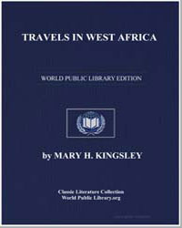 Travels in West Africa by Kingsley, Mary H.