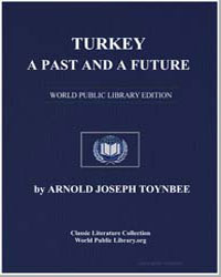Turkey : A Past and a Future by Toynbee, Arnold Joseph