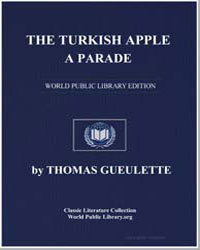 The Turkish Apple a Parade by Gueulette, Thomas