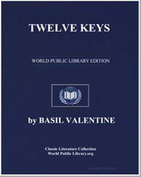 Twelve Keys by Valentine, Basil