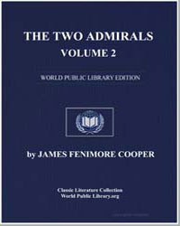 The Two Admirals, Volume 2 by Cooper, James Fenimore