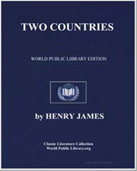 Two Countries by James, Henry