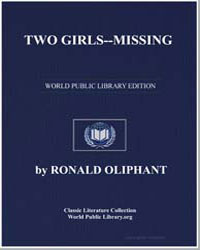 Two Girlsmissing by Oliphant, Ronald