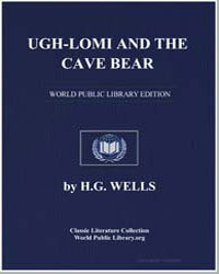Ughlomi and the Cave Bear by Wells, Herbert George