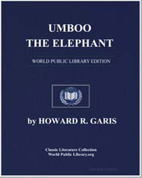 Umboo, The Elephant by Garis, Howard Roger