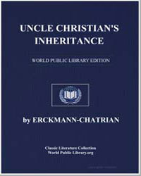 Uncle Christian's Inheritance by Erckmann, Chatrian
