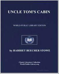 Uncle Tom's Cabin by Stowe, Harriet Beecher