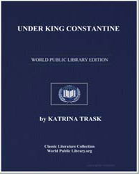 Under King Constantineq by Trask, Katrina