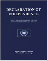 Declaration of Independence : Adopted in... by Hutchinson, Joshua