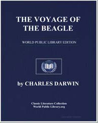 The Voyage of the Beagle by Darwin, Charles