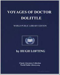 Voyages of Doctor Dolittle by Lofting, Hugh