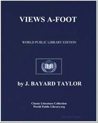 Views Afoot by Taylor, J. Bayard