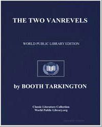 The Two Vanrevels by Tarkington, Booth