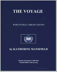 The Voyage by Mansfield, Katherine