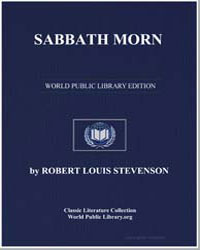 Sabbath Mornq by Stevenson, Robert Louis