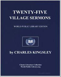 Twentyfive Village Sermons by Kingsley, Charles
