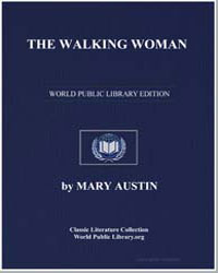The Walking Woman by Austin, Mary