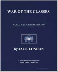 War of the Classes by London, Jack