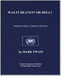 Was It Heaven or Hell by Twain, Mark