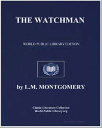 The Watchman by Montgomery, Lucy Maud