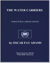 The Water Carriers by Adams, Oscar Fay