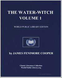 The Waterwitch, Volume 1 by Cooper, James Fenimore