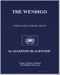The Wendigo by Blackwood, Algernon Henry