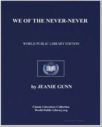 We of the Nevernever by Gunnq, Jeanie
