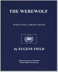 The Werewolf by Field, Eugene