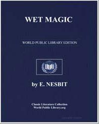 Wet Magic by Nesbit, Edith