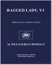 Ragged Lady, V1 by Howells, William Dean, Editor