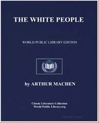The White People by Machen, Arthur