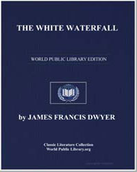 The White Waterfall by Dwyer, James Francis