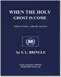 When the Holy Ghost Is Come by Bringle, S. L.