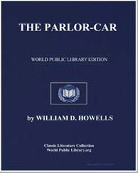 The Parlorcar by Howells, William Dean, Editor