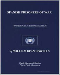 Spanish Prisoners of War by Howells, William Dean, Editor