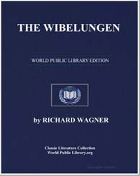 The Wibelungen by Wagner, Richard