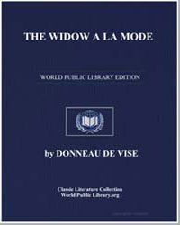 The Widow a la Mode by De Vise, Donneau