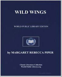 Wild Wings by Piper, Margaret Rebecca