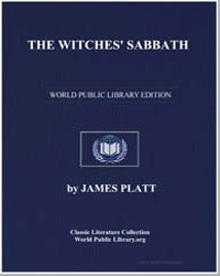 The Witches' Sabbath by Platt, James