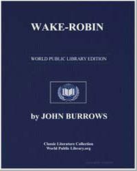 Wakerobin by Burroughs, John