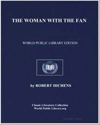 The Woman with the Fan by Hichens, Robert