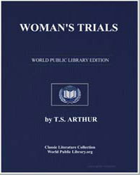 Woman's Trials by Arthur, Timothy Shay
