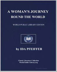 A Woman's Journey Round the World by Pfeiffer, Ida, Madame