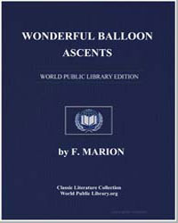 Wonderful Balloon Ascents; Or the Conque... by Marion, Fulgence